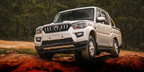 2018 Mahindra Pik-Up S10 4x4 dual-cab review