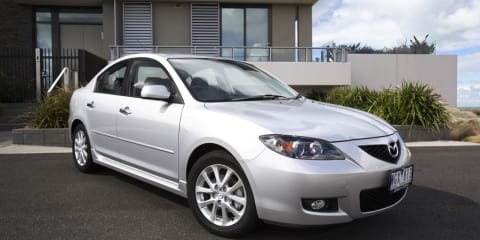 2008-2009 Mazda3 recalled in Australia - 38,944 cars affected