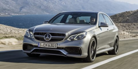 2013 Mercedes-Benz E63 AMG: 3.6sec 0-100km/h AWD monster revealed