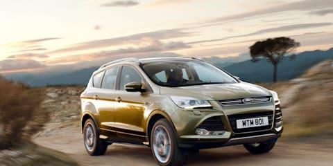 Ford Kuga: European model previews Australian-spec SUV