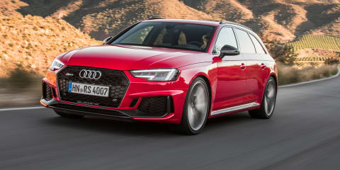 2018 Audi RS4 Avant review