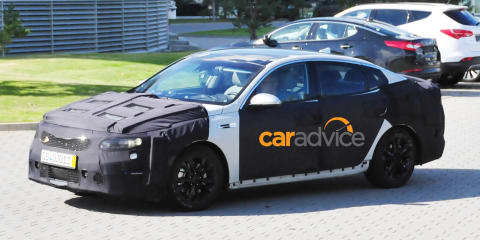 2015 Kia Optima : Diesel hybrid, wagon variant and turbo models all likely