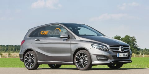 Mercedes-Benz BLA Shooting Brake : World-first hardcore two-door people-mover on the cards - UPDATED