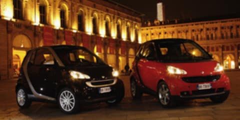 2007 Smart ForTwo
