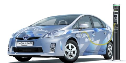 Toyota to unveil two hybrids at Frankfurt