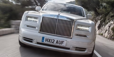 Rolls-Royce Phantom Series II: prices cut by up to $280,000