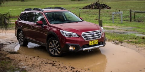 Subaru sales in Australia at all-time high
