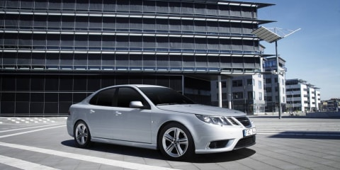 SAAB 9-3 XWD to be on display at MIMS
