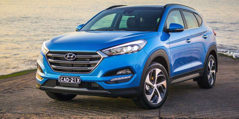 2016 Hyundai Tucson pricing and specifications