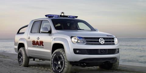 VW names pickup Amarok