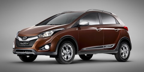 Hyundai HB20X: new crossover to enter Brazil's compact SUV market