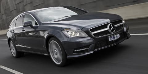 Mercedes-Benz CLS350 Shooting Brake Review