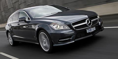 Mercedes-Benz CLS350 Shooting Brake Review