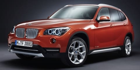 BMW X1 facelift revealed