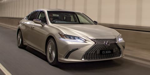 Lexus growth continues in declining market