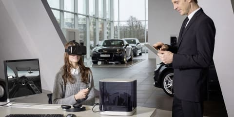 Audi to introduce virtual reality system for dealers from late 2015