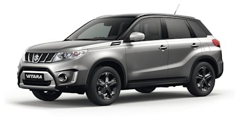 2016 Suzuki New Cars