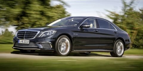 Mercedes-Benz S65 AMG: flagship performance sedan revealed