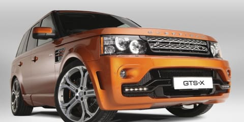 Overfinch Sport GTS-X, Range Rover Evoque GTS to debut at Salon Privé