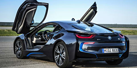 BMW's electric future a challenge for 'ultimate driving machine' philosophy
