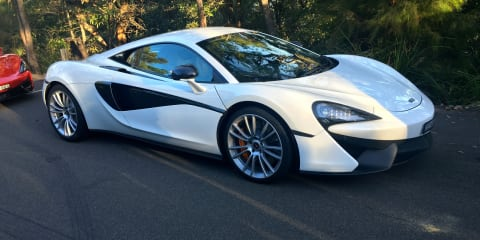 2016 McLaren 540C Coupe Review: Quick Drive