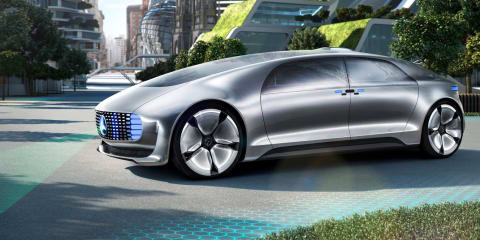 No, a driverless Mercedes will not plow into a family to save you