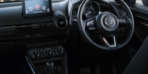 2017 Mazda 2 Maxx review