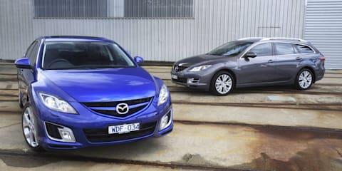 2008 Mazda6 recalled in Australia: 1821 vehicles affected