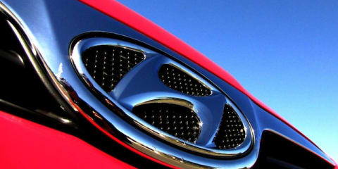 Hyundai's BMW 3 Series rival progresses