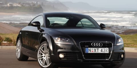2011 Audi TT update offers new Golf GTI engine and Quattro