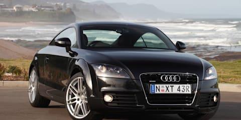 2011 Audi TT update offers new Golf GTI engine and Quattro