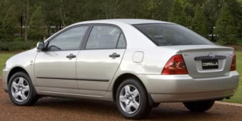 Toyota Corolla Best Selling Car