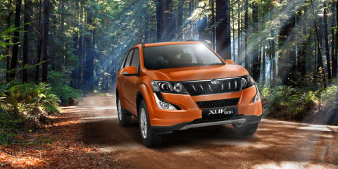 2016 Mahindra New Cars