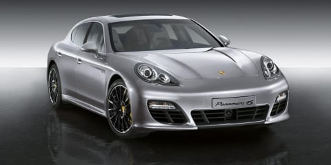 Porsche Panamera gains new performance and styling options