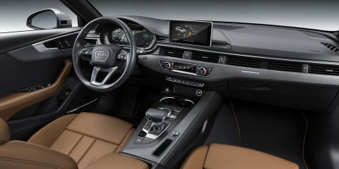 2019 Audi A4 revealed, here in 'early 2019'