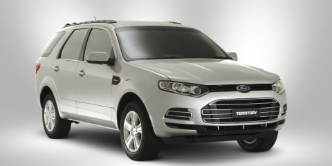 Ford Australia outlook for 2011