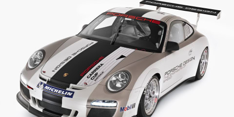 Porsche Carrera Cup to return to Australian race calendar in 2011