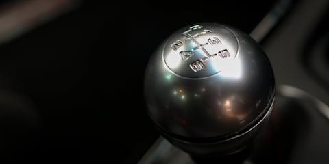 Alfa Romeo Giulietta QV six-speed manual made specially for Australia