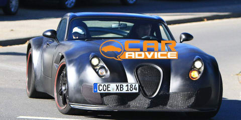 Wiesmann GT MF5 V8 Twin Turbo Spy Photos