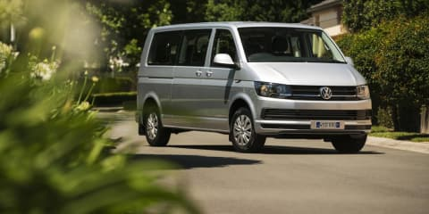 2017 Volkswagen van and people mover updates announced, drive-away deals added