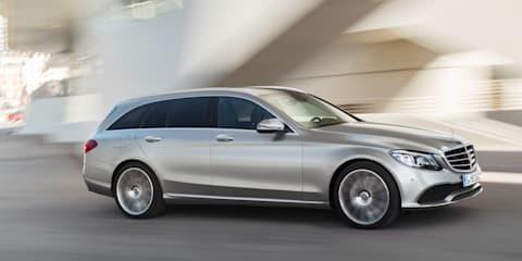 2018 Mercedes-Benz C-Class revealed, here in Q3