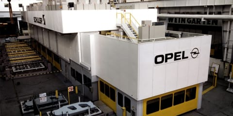 Opel set for partial split from GM