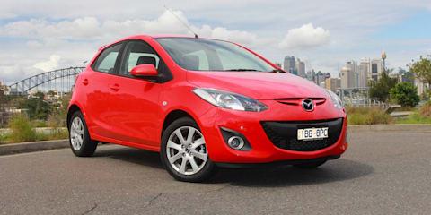 Mazda 2 v Suzuki Swift :: Comparison review