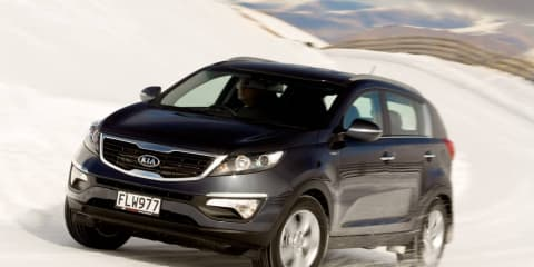 2012 Kia Sportage update on sale in Australia
