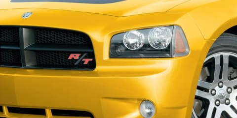 New Dodge Charger is no man bag - video