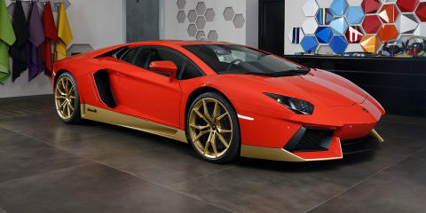 Lamborghini Aventador Miura Homage celebrates 50 years