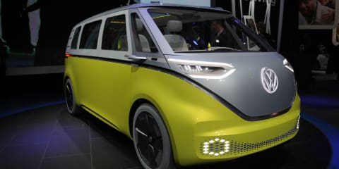 Volkswagen Australia keen on EVs and plug-ins