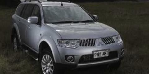 2010 MITSUBISHI CHALLENGER LS (5 SEAT) Review