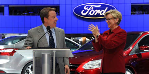 Ford invests US$450M in hybrid, electric technology