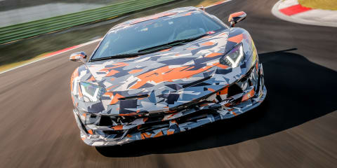 Lamborghini Aventador SVJ to be last V12 'on its own' - report